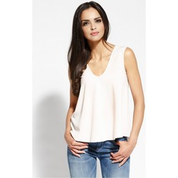 Vêtements Femme Chemises / Chemisiers Dursi Chemisier model 68172 rosé
