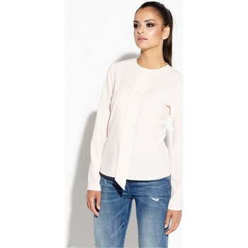 Vêtements Femme Chemises / Chemisiers Dursi Chemisier model 68168 rosé