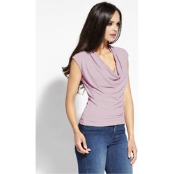 Vêtements Femme Chemises / Chemisiers Dursi Chemisier model 68185 rosé