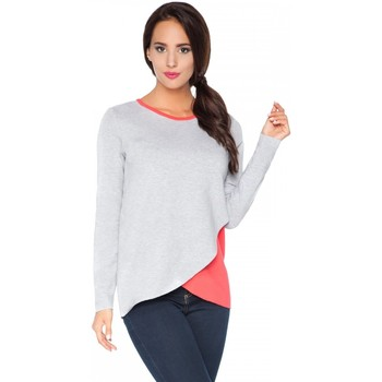Vêtements Femme Pulls Rawear Chemisier model 71393 gris