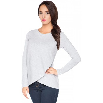Vêtements Femme Pulls Rawear Chemisier model 71397 gris