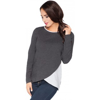 Vêtements Femme Pulls Rawear Chemisier model 71394 gris