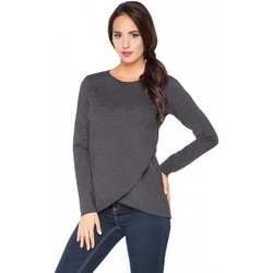 Vêtements Femme Pulls Rawear Chemisier model 71398 gris