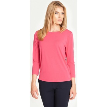 Vêtements Femme T-shirts manches longues Greenpoint Chemisier model 98906 rosé