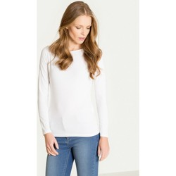 Vêtements Femme Tops / Blouses Greenpoint Chemisier model 104955 blanc