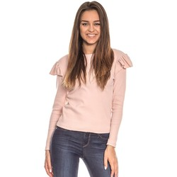 Vêtements Femme Chemises / Chemisiers Bien Fashion Chemisier model 111544 rosé