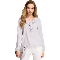 Vêtements Femme Chemises / Chemisiers Style Chemisier model 116672 gris