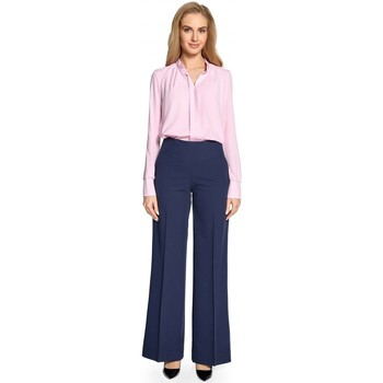 Vêtements Femme Chemises / Chemisiers Style Chemisier model 112625 rosé