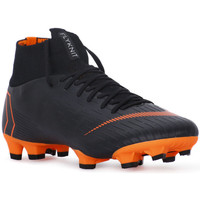 Chaussures Homme Football Nike SUPERFLY 6 PRO FG Nero