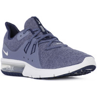 Chaussures Homme Baskets basses Nike AIR MAX SEQUENT 3 Blu