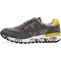 Chaussures Homme Baskets basses Premiata MICK SNEAKERS Homme GREY GREY