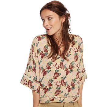 Vêtements Femme Tops / Blouses Scotch & Soda 136805 Multicolore