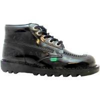Chaussures Femme Bottines Kickers Kick Hi W Core Noir