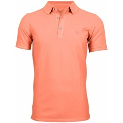 Vêtements Homme Polos manches courtes Ramatuelle - South Beach Polo - Fluor Orange - XL Orange
