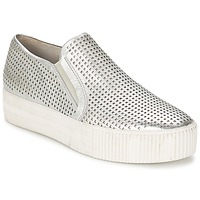 Chaussures Femme Slip ons Ash KURT Argent