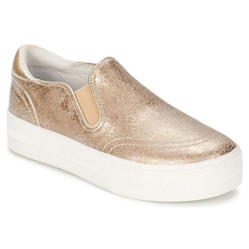 Doré Femme Ash Chaussures Slip Jungle Ons N8vmnw0