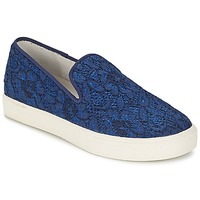 Chaussures Femme Slips on Ash ILLUSION Bleu