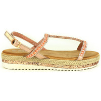 Chaussures Femme Espadrilles Cendriyon Sandales Rose Chaussures Femme, Rose