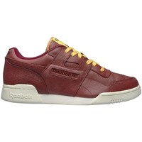 Chaussures Homme Baskets basses Reebok Sport Workout Plus Boxing Bordeaux
