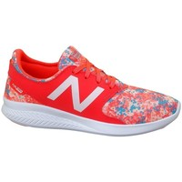 Chaussures Enfant Baskets basses New Balance KJCSTMDY Orange