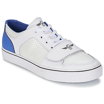 05df3abd0313a Chaussures Homme Baskets basses Creative Recreation CESARIO LO XVI WHITE  BLUE CUBE