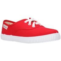 Chaussures Garçon Baskets basses Fergar-potomac Potomac 291 Niño Rojo rouge