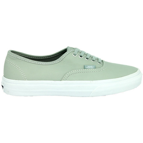 Chaussures Baskets basses Vans authentic gris mixte chaussures mode gris