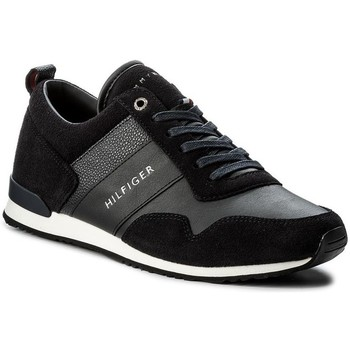 Chaussures Homme Baskets basses Tommy Hilfiger Maxwell Noir