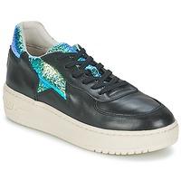 Chaussures Femme Baskets basses Ash FOOL Noir / Vert
