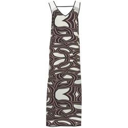 Vêtements Femme Robes longues Sisley SIXIOL Multicolore