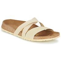 Chaussures Femme Sandales et Nu-pieds Papillio COSMA Beige / Or