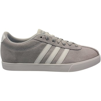 Chaussures Femme Baskets basses adidas Originals Courtset Gris