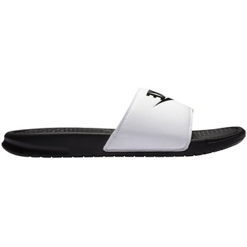 Chaussures Homme Claquettes Nike Sandale  Benassi - 343880-100 Blanc