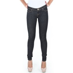 Vêtements Femme Jeans skinny Lee Spodnie  Toxey Rinse Deluxe L527SV45 niebieski