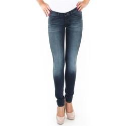 Vêtements Femme Jeans skinny Wrangler Spodnie  Corynn W25FU453J niebieski
