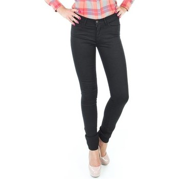 Vêtements Femme Jeans skinny Wrangler Spodnie  Jaclyn W26DBI33L czarny