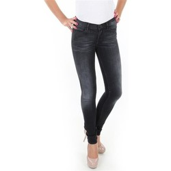 Vêtements Femme Jeans skinny Wrangler Spodnie  Jaclyn W26DLI53K czarny