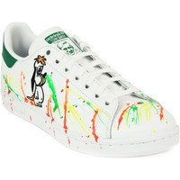 Chaussures Femme Baskets basses Adidas Edery Femme adidas stan smith edery droopy blanc