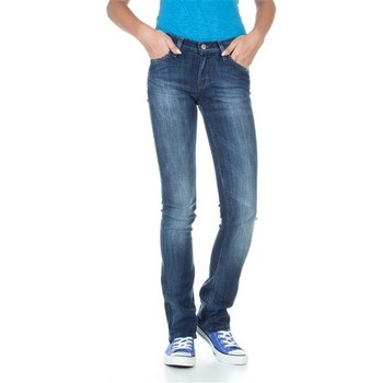 Vêtements Femme Jeans slim Lee Bonnie L302ALFR niebieski
