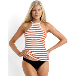 Vêtements Femme Maillots de bain séparables Seafolly Maillot de bain  Tankini Coast To Coast CD Orange ORANGE