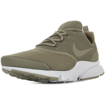 Chaussures Homme Baskets basses Nike Air Presto Fly marron