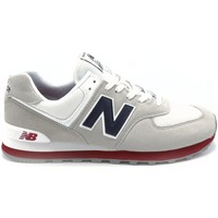 Chaussures Homme Baskets basses New Balance BASKET ML574 D BEIGE/MULTICOLOR