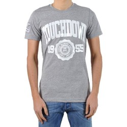 Vêtements Homme T-shirts manches courtes Be And Be Touchdown T-Shirt  1955 Gris bic