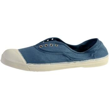 Chaussures Femme Tennis Bensimon Tennis Elly Blanc