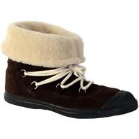 Chaussures Femme Bottes de neige Bensimon Boot Mountain Brun