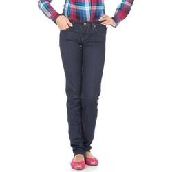 Vêtements Femme Jeans slim Lee Lynn Straight  L333EYCU niebieski