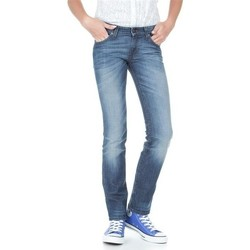 Vêtements Femme Jeans slim Lee Marlin L337AMPI niebieski