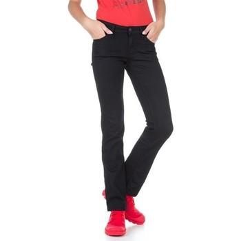 Vêtements Femme Jeans slim Lee Marlin L337DROC czarny