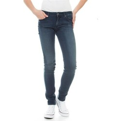 Vêtements Femme Jeans skinny Wrangler Molly River Washed W251ZB33T niebieski