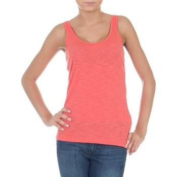 Vêtements Femme Débardeurs / T-shirts sans manche Wrangler Essential Tanks W7244GRHJ różowy